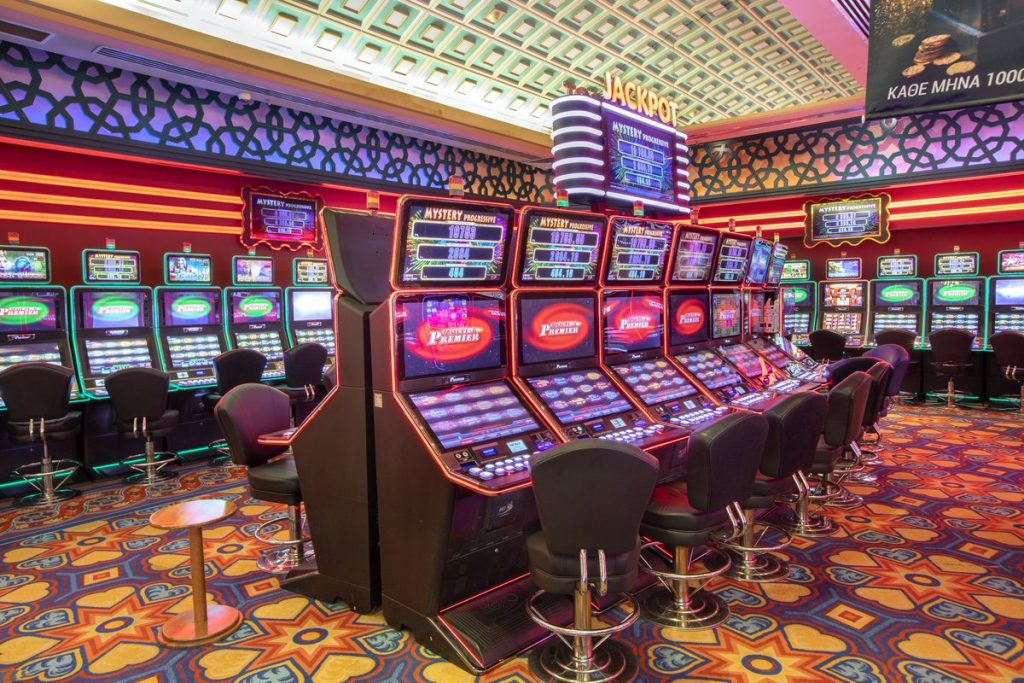 Casinoper Online Casino Oyunları