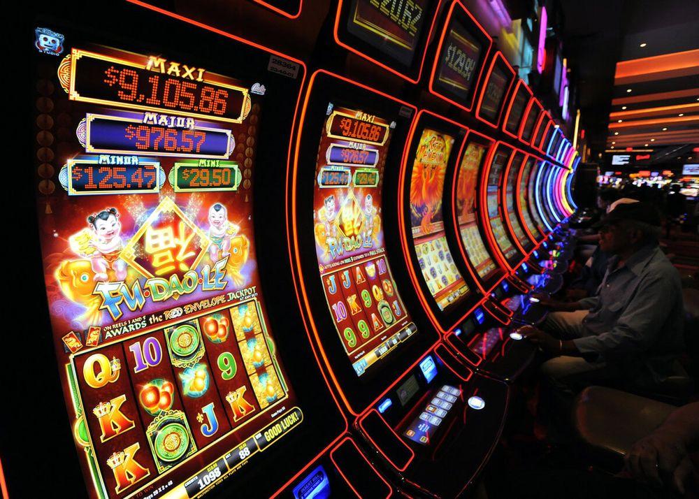 Casinoper Slot Oyunları Stratejileri